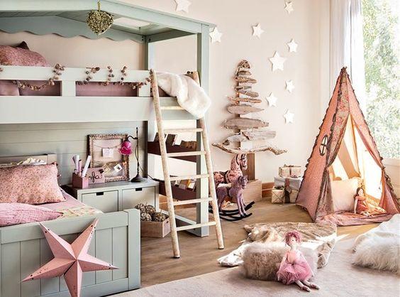 decoración navideña de El Mueble