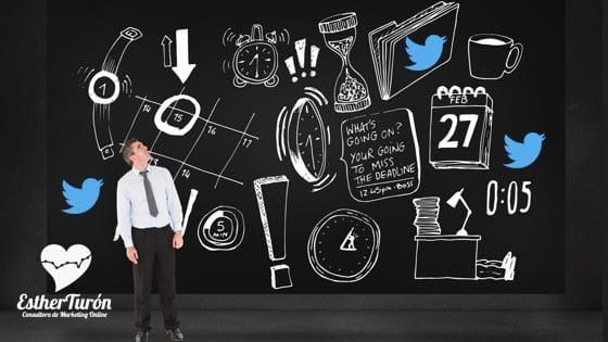 Metricas en Twitter estrategia y objetivos