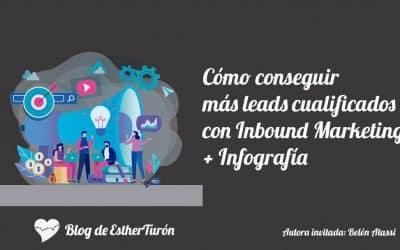 Cómo conseguir más leads cualificados con Inbound Marketing